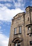 Glasgow, Szkocja, UK, Wrzesie? 2013, Charles Rennie Mackintosh Glasgow sztuka szko?a zanim katastrofalny ogie? kt?ry obrazy royalty free