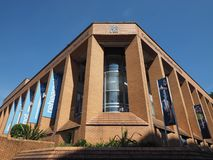 Royal Conservatoire of Scotland in Glasgow Royalty Free Stock Photos