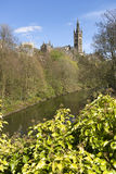 Glasgow-Universität Stockbild