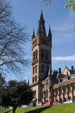 Glasgow University 1 Stock Photos