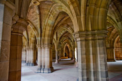 Glasgow University Royalty Free Stock Photo