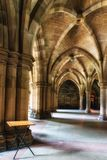 Glasgow University Cloisters. The historic Cloisters of Glasgow University Royalty Free Stock Photos