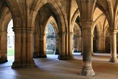 Glasgow Univertsity. Stock Image