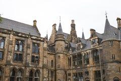Glasgow uniwersytet Fotografia Stock