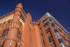 Glasgow veneciana Imagen de archivo libre de regalías