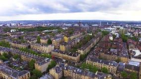 Glasgow West End Aerial