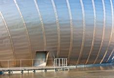 Glasgow-Wissenschafts-Mitte Stockfoto