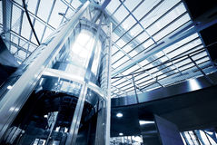 Glashöhenruder Lizenzfreie Stockbilder