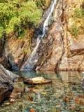 Glashelder water Stock Afbeelding