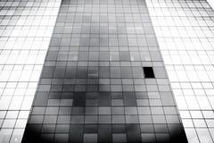 Glashigh-rise de collectieve bouw Royalty-vrije Stock Fotografie