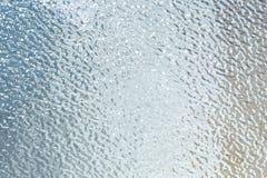 Glashintergrund stockfoto