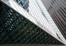 Glashoogten in Seattle Royalty-vrije Stock Foto
