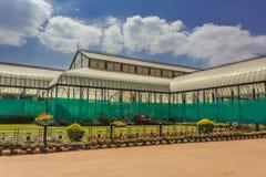 Glashuis Royalty-vrije Stock Fotografie