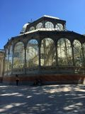 Glashuis Stock Afbeelding