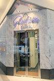 Glashutte shoppar i Hong Kong Fotografering för Bildbyråer