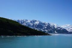 Glasier в Аляске Стоковое Изображение RF