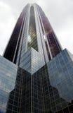 Glaskontrollturm Stockfotos