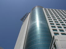 Glaskontrollturm Lizenzfreies Stockbild