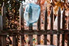Glaskruiken het drogen Stock Foto's