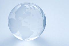 Glaskugelball Stockfotografie