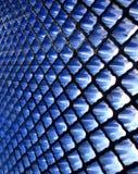 Glasmuur Stock Afbeelding