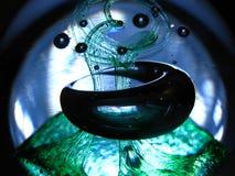 Glasphantasie Stockbild