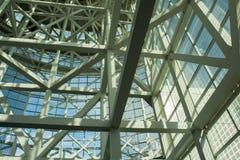 Glasplafond Royalty-vrije Stock Afbeelding