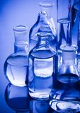 Glass. A laboratory is a place where scientific research and experiments are conducted. Laboratories designed for processing specimens, such as environmental Royalty Free Stock Photo