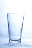 Glass. Royalty Free Stock Photography