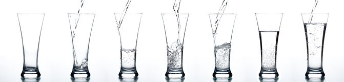 Glass Royalty Free Stock Photo