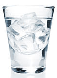 Glass with alcohol drink Royalty Free Stock Photo