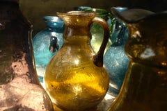 Glass arbete Arkivfoton