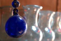 Glass arbete Fotografering för Bildbyråer