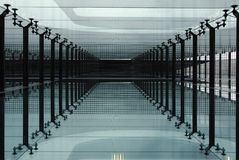 Glass Architecture Stock Images