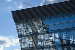 Glass Architecture Royalty Free Stock Photos