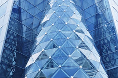 Glass architecture Royalty Free Stock Image