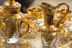 Glass art Royalty Free Stock Photos