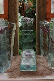 Glass art. Royalty Free Stock Images