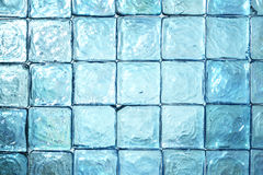 Glass background Stock Photography