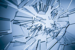 Glass background Royalty Free Stock Photos