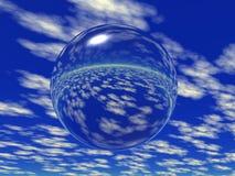 Glass ball Stock Photography
