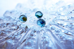 Glass ball Stock Photography