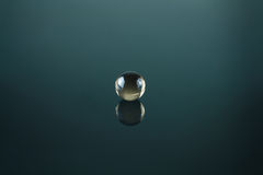 Glass ball Royalty Free Stock Photography