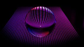 Glass Ball, Light, Ball Royalty Free Stock Photo