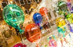 Glass balloons, Murano Royalty Free Stock Photo