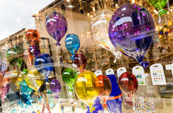 Glass balloons, Murano Royalty Free Stock Photography
