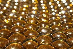 Glass balls Royalty Free Stock Image