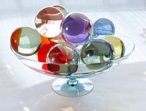 Free Glass Balls Stock Photography - 3512732