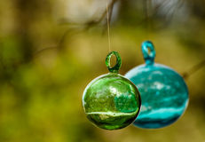 Free Glass Balls Royalty Free Stock Photo - 5399135