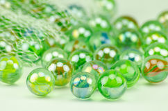 Glass balls Stock Image